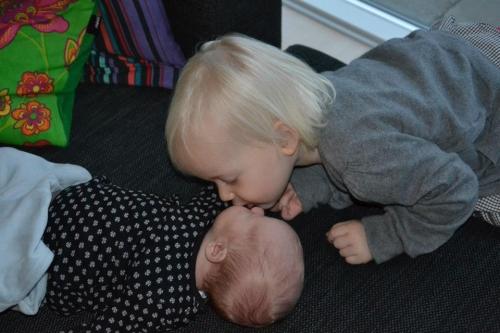 Sander og Emma