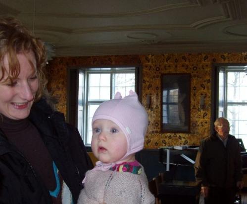 Charlotte og Nanna