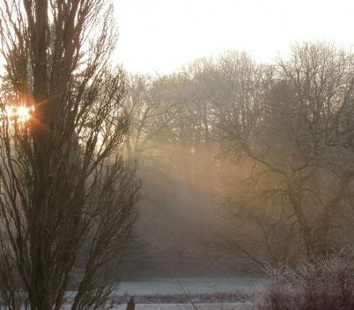Frost i luften