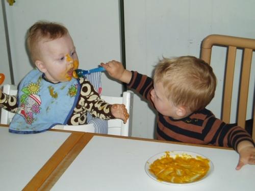 Casper fodrer Magnus