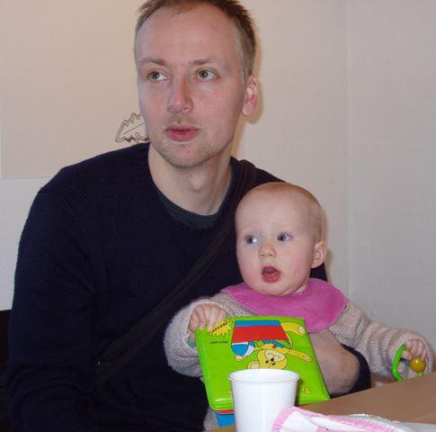 Lasse og Nanna