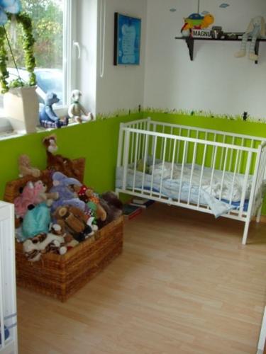 Drengenes soveværelse