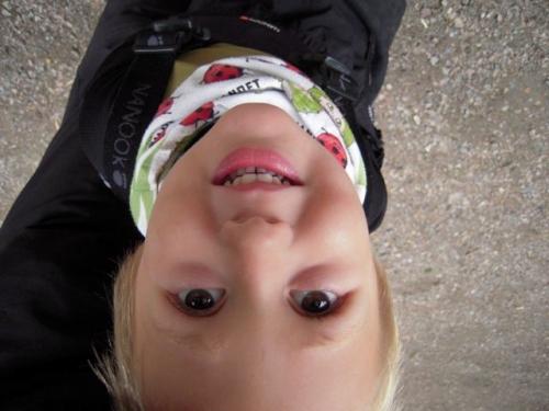 Viggo upside-down