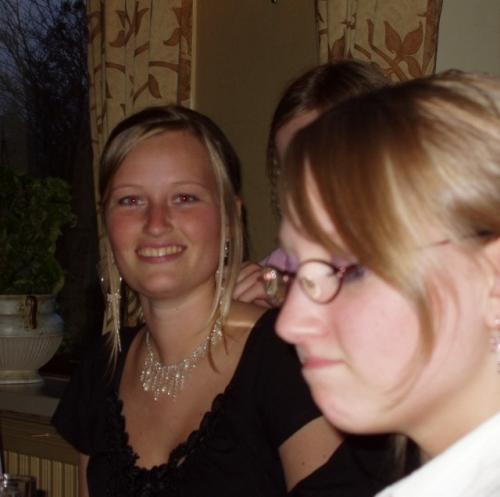 Louise og Malene