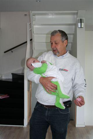 Farfar med Tilkde
