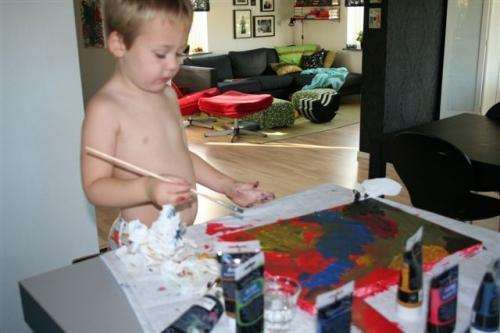 Kunstneren Viggo