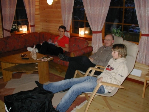 Aftenhygge