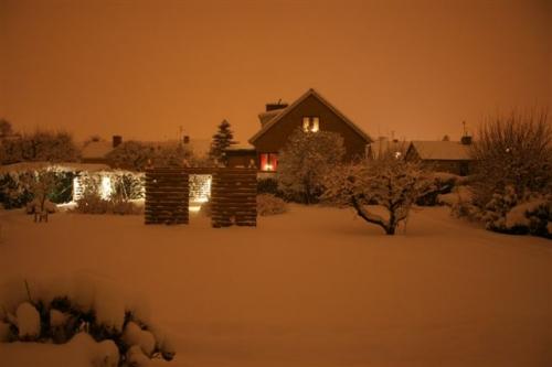 Sne i Malmø