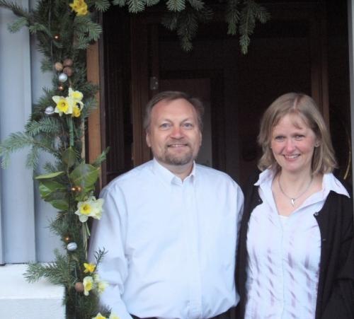 2005 - Mona og Mogens' sølvbryllup