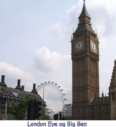 2007 - Huldrene i London