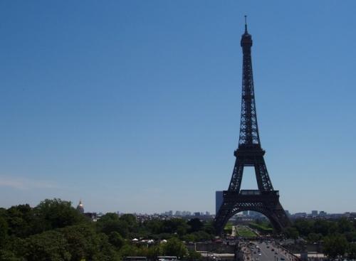2006 - Huldretur til Paris