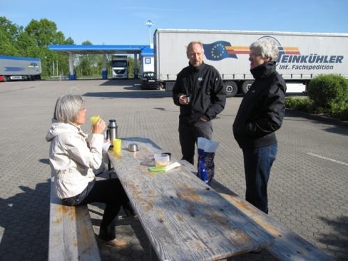 Frokost et sted i Tysland