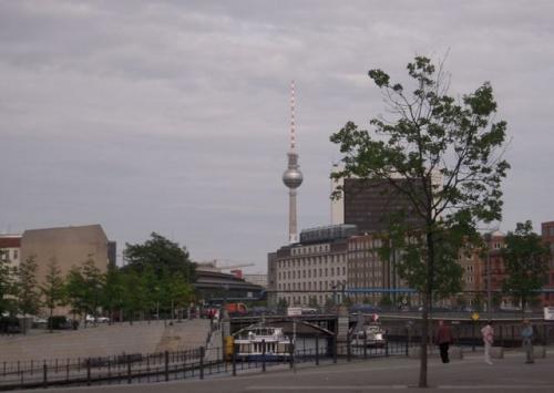 På vej til Reichstag