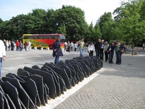 Mindesmærke ved Reichstag