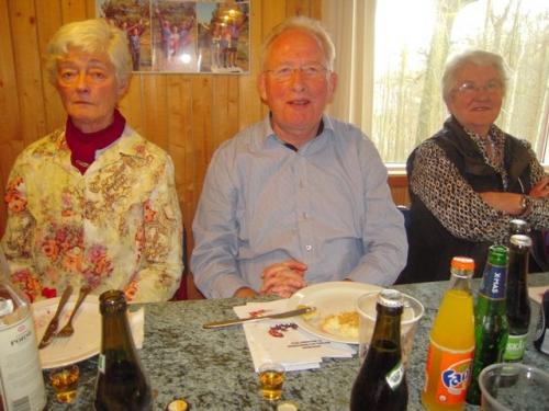Birgit, Finn, Aase