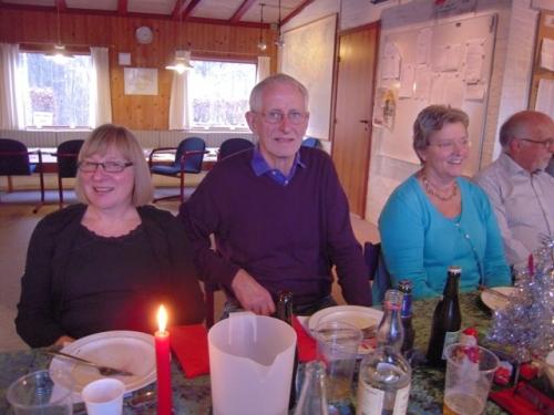 Lene, Henning, Ulla, Kai