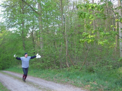 Løber i Mål