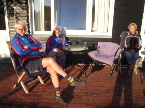 Henning Vide, Lene Kofoed og Susanne Baun