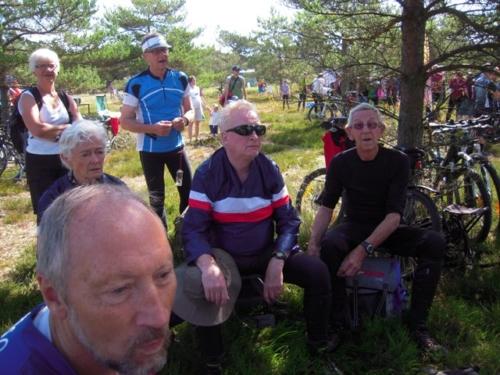 Peer, Birgit og Finn Grynderup, Harvy Ilsøe, Norma Ilsøe og Poul Erik Christensen