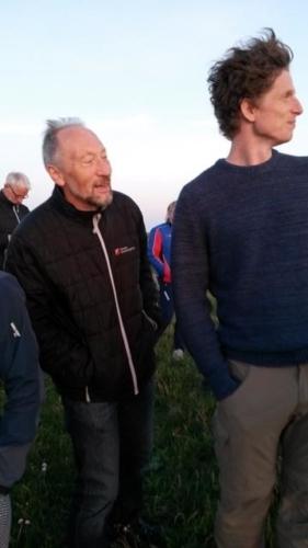 Henning, Peer og Andre