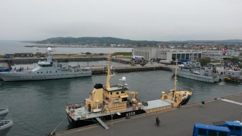 2015 - Flådestationen i Frederikshavn