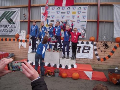 12 - Jacob Klærke Mikkelsen guld - Theresa Skouboe bronze