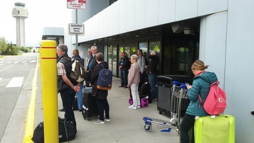 Anchorage lufthavn