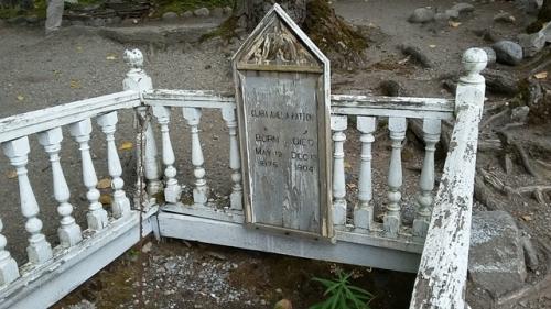 Masser af gravsteder i Skagway