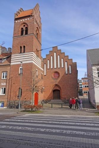 2017 - Den Katolske Kirke i Horsens