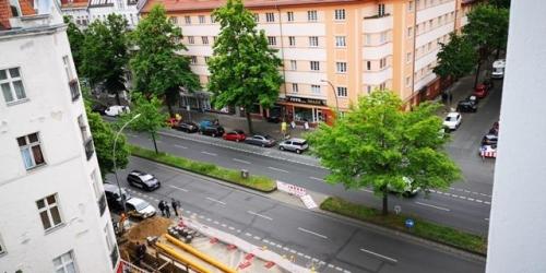 Udsigt fra Hotel Rehberge