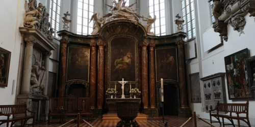 Besøg i Mariekirche