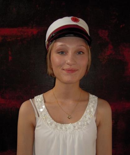 2013 - Sarah student