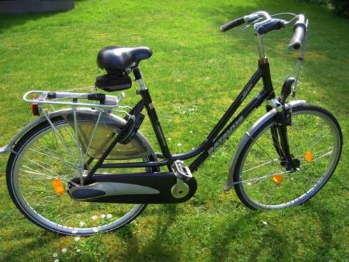 2014 - Toves gamle cykel