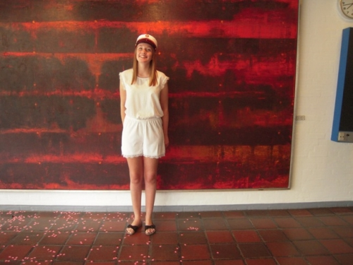 2016 - Ida bliver student