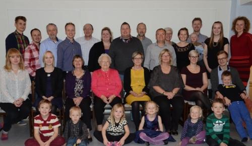 2013 - 4. juledag i Hornsyld