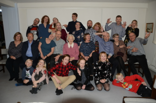 2019 - 4. juledag i Hornsyld