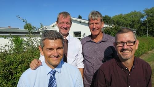 2014 - Hansenbrødrene til E&E's guldbryllup