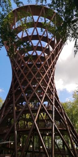 2019 - Skovtårnet ved Gisselfeldt